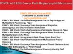 psych 620 edu career path begins psych620edu com1