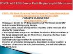 psych 620 edu career path begins psych620edu com7