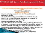 psych 620 edu career path begins psych620edu com3