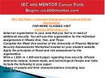 sec 400 mentor career path begins sec400mentor com2