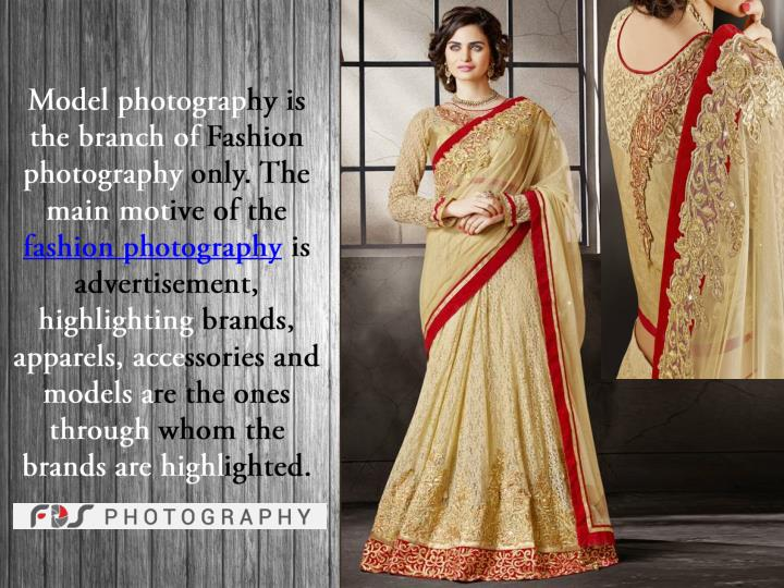 Model photograp