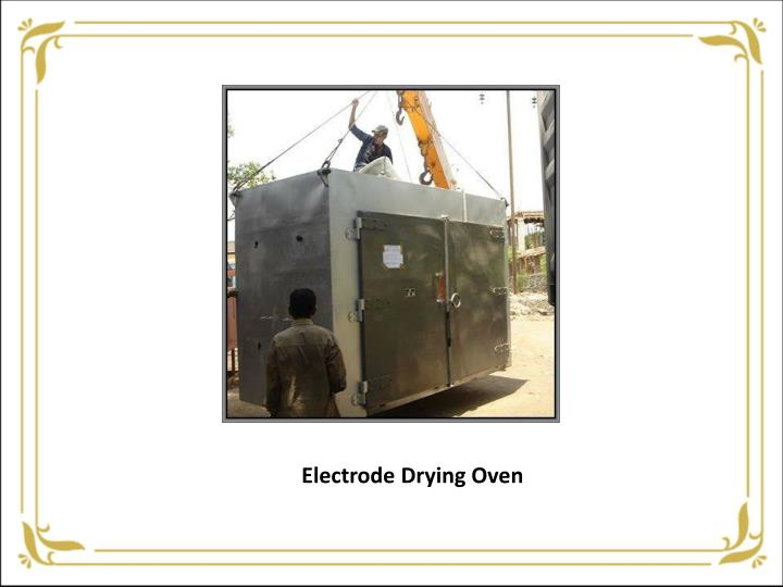 Electrode Drying Oven