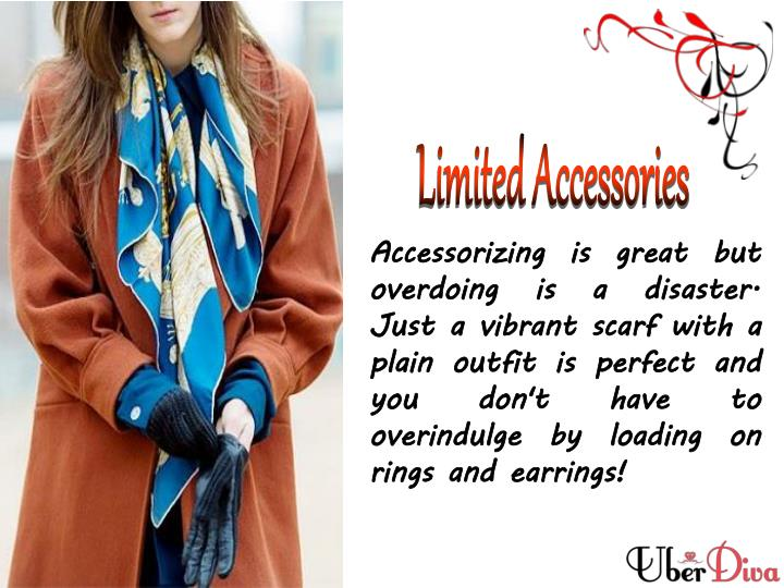 Limited Accessories