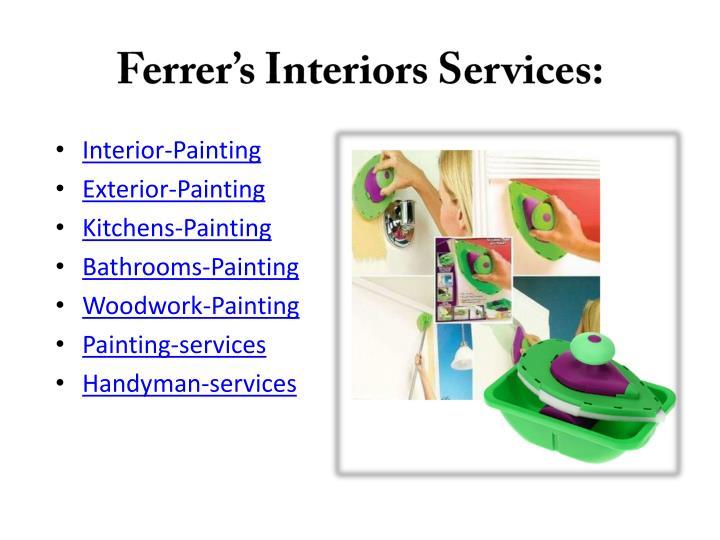 Ferrer's