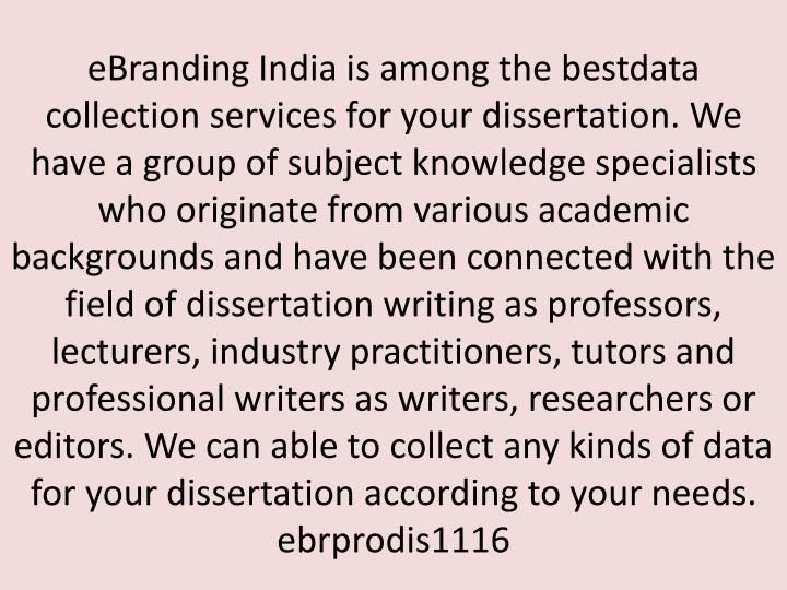 EBranding India is among the