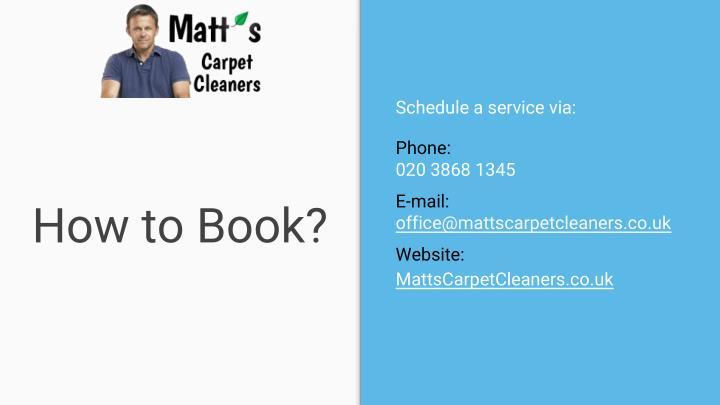 Schedule a service via: