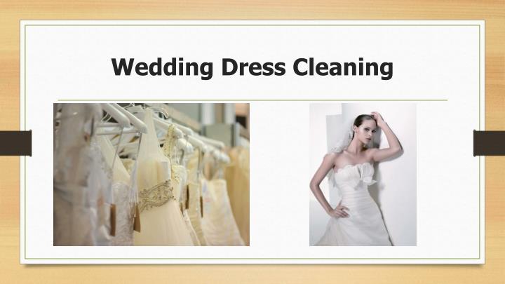 Wedding dress cleaning1