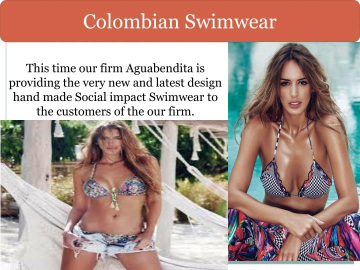 Colombian Swimwear