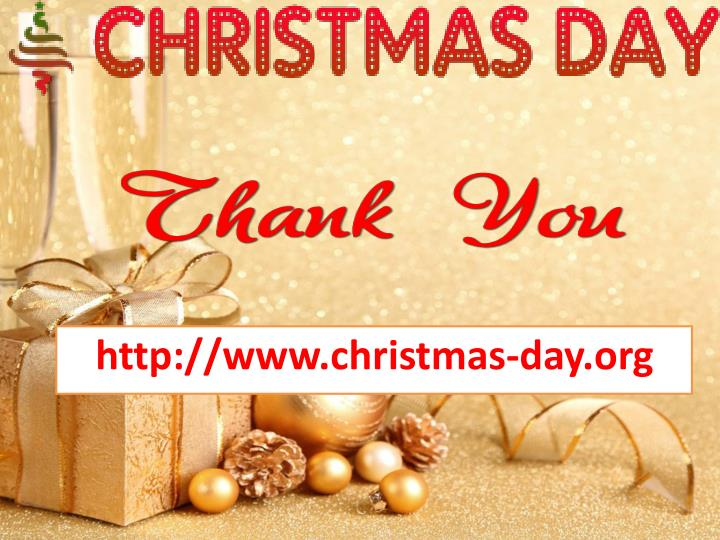 http://www.christmas-day.org