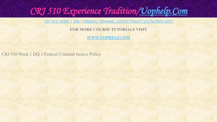 Crj 510 experience tradition uophelp com1