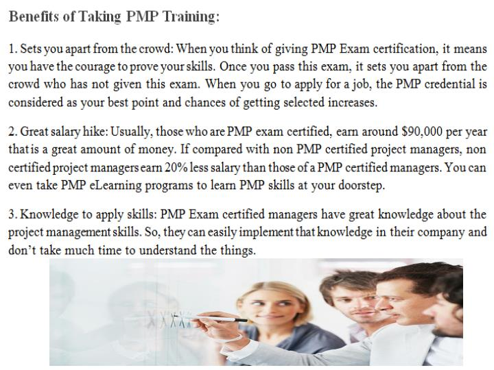 Get online pmp elearning course classes