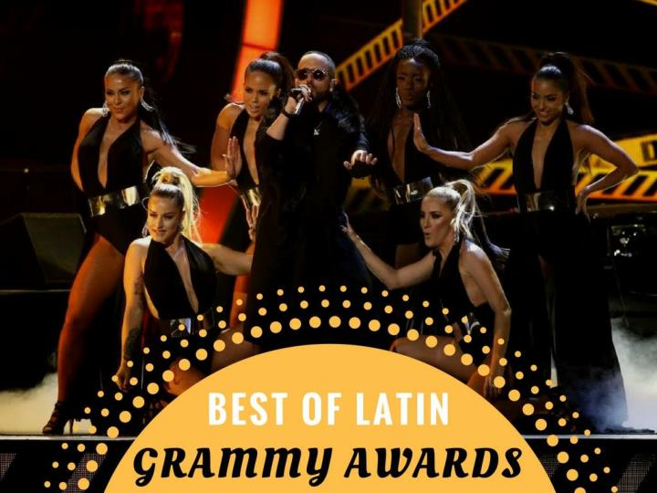 best of latin grammy awards n.