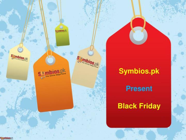 Symbios pk present black friday