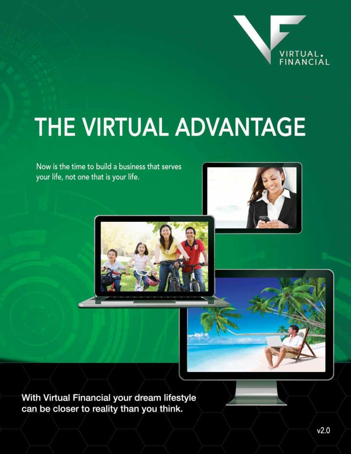 Virtual financial powerful virtual financial business