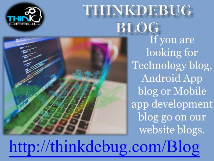 Thinkdebug