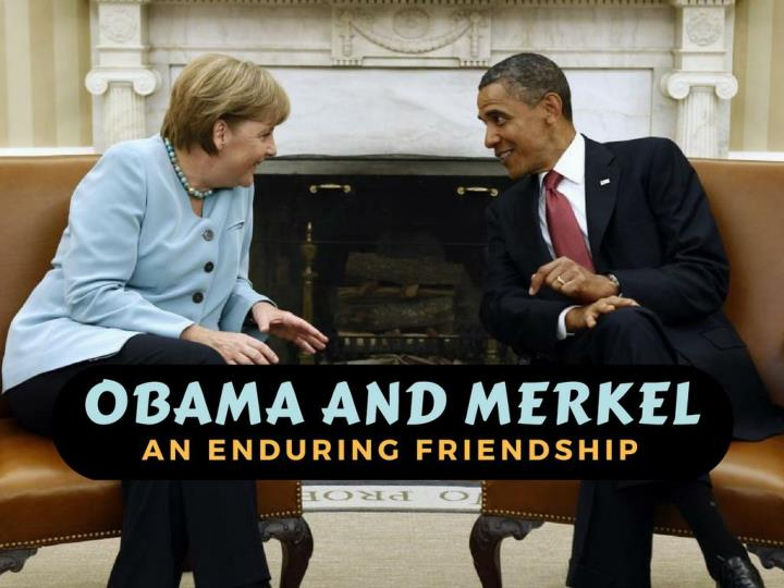 obama and merkel a persevering friendship n.