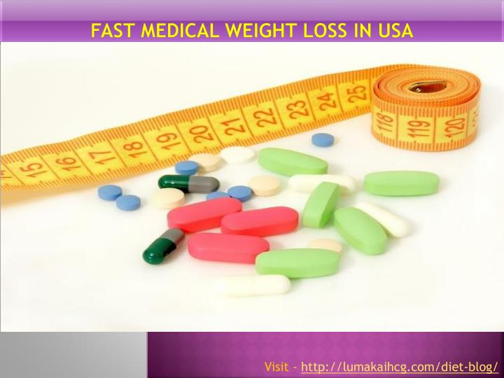 Fast medical weight loss in usa