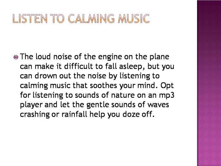 Useful tips to get you to sleep on a plane