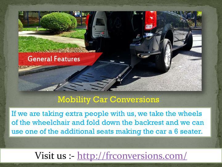 Mobility Car Conversions