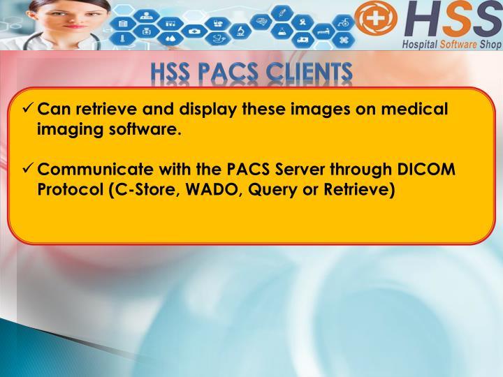 HSS PACS