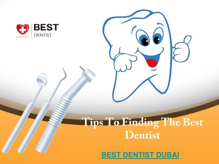 tips to finding the best dentist n.