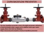 zurn backflow preventer