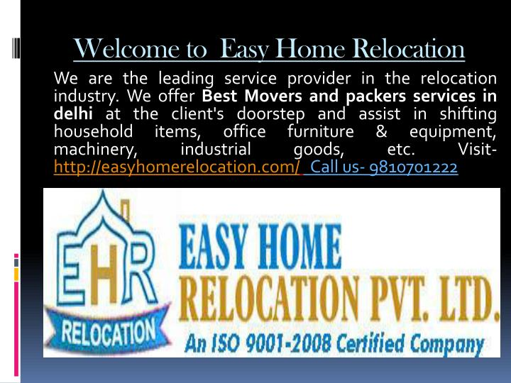 welcome to easy home relocation n.