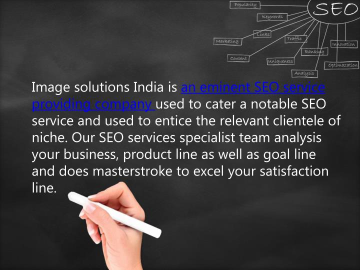 Image solutions India is