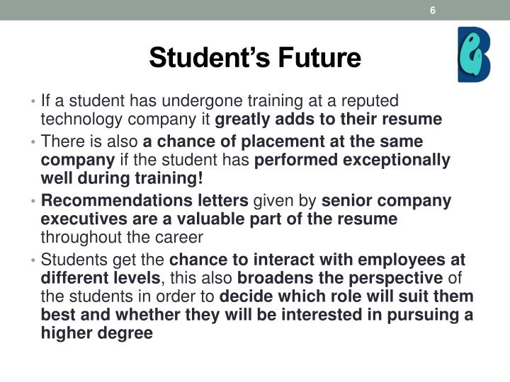 Student's Future