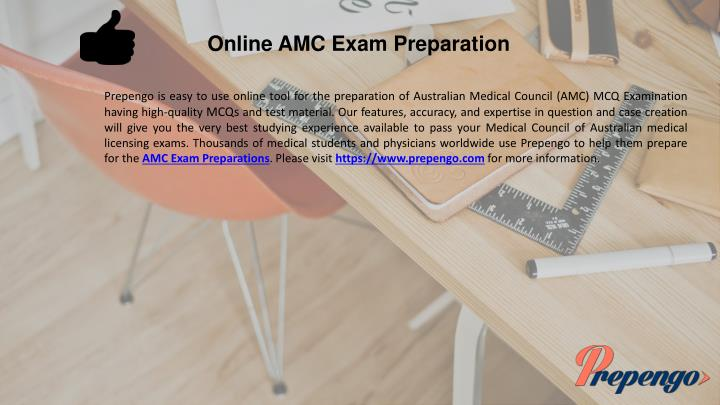 Online AMC Exam Preparation
