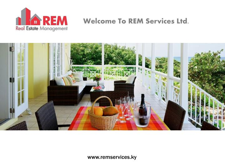 Welcome To REM Services Ltd.
