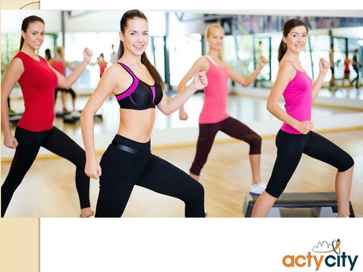 Fitness classes pune