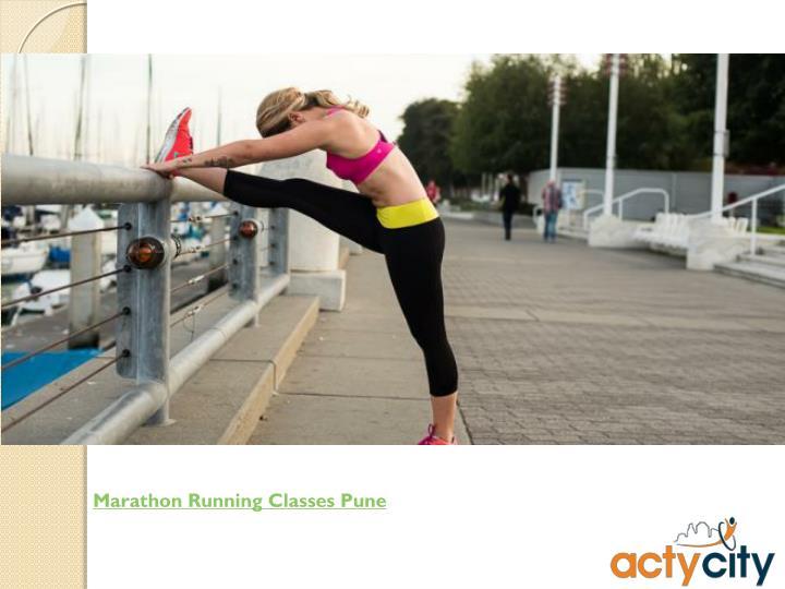 Marathon Running Classes