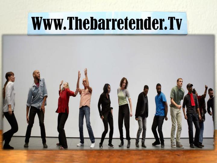 Www.Thebarretender.Tv