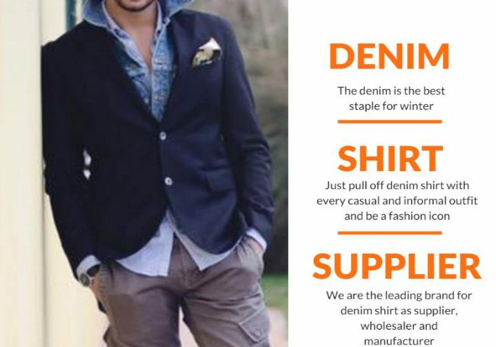 All about flannel shirt and denim shirts wholesale