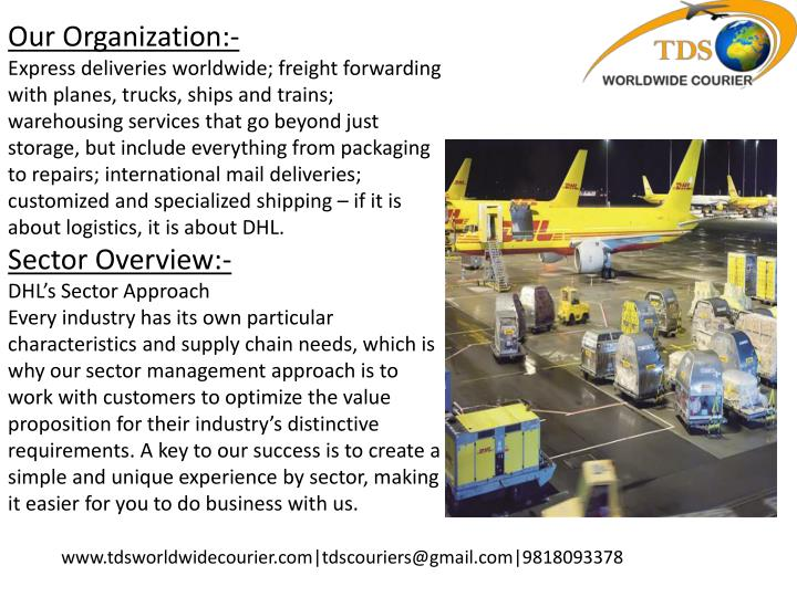 Our Organization:-