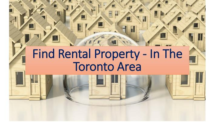 Find Rental Property