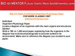 bio 101 mentor future starts here bio101mentor com10