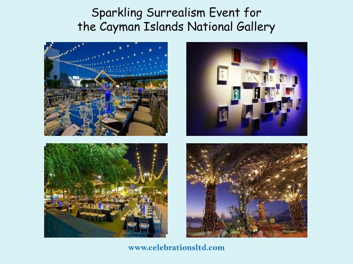 Sparkling Surrealism Event for