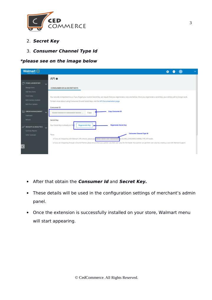 Walmart woocommerce integration by cedcommerce