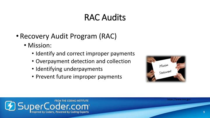 RAC Audits