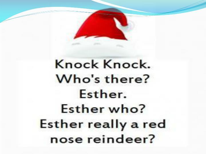 Best christmas jokes