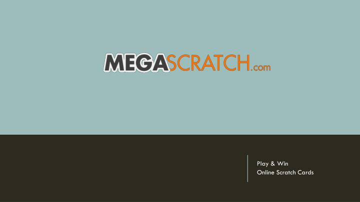 play win online scratch cards n.