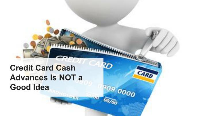Credit Card Cash