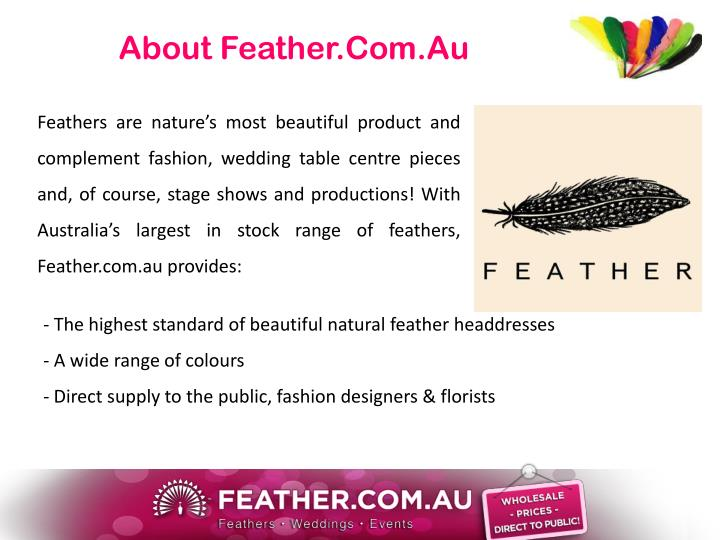 About Feather.Com.Au