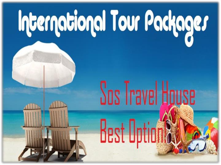 International tour packages dubai tour packages