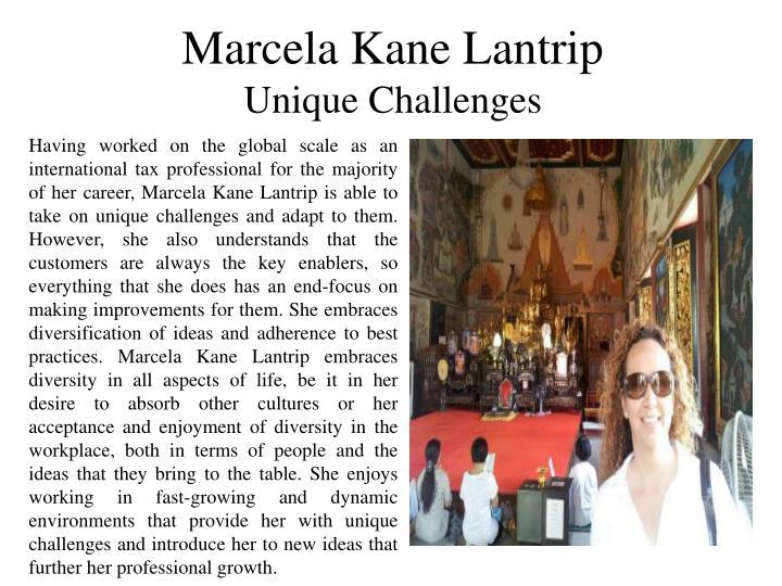 Marcela Kane Lantrip