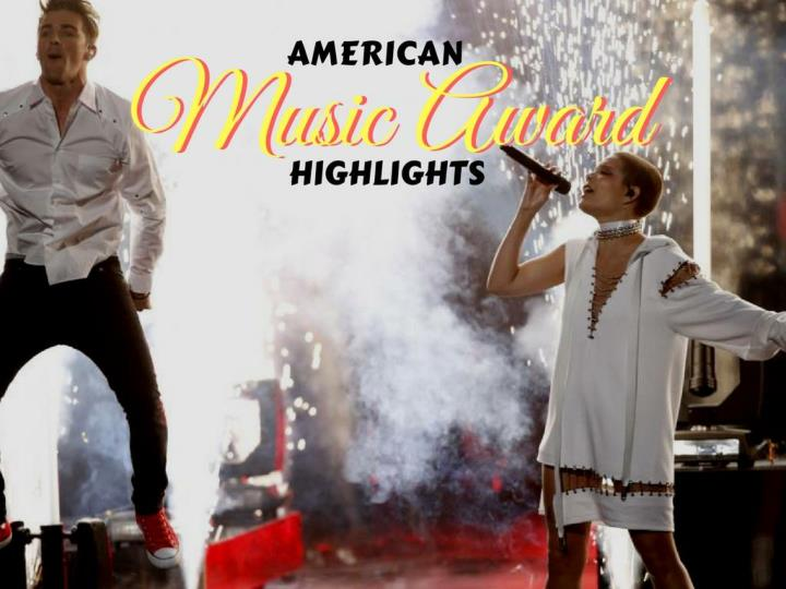 american music award highlights n.