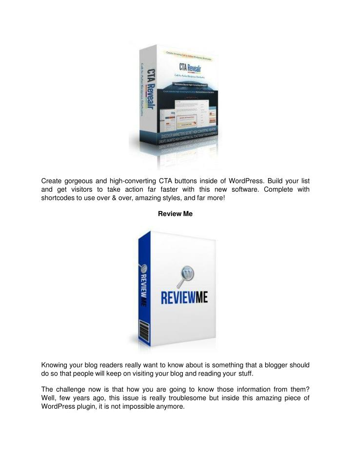Create gorgeous and high-converting