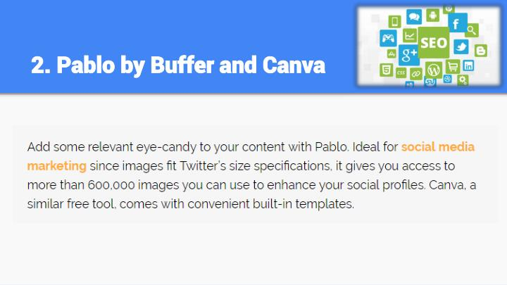 2. Pablo by Buffer and Canva